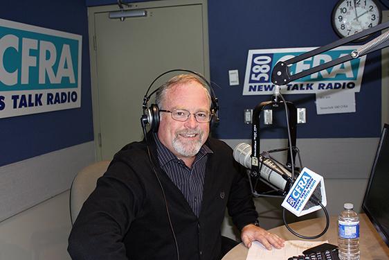 Shawn Rankin - 580 CFRA