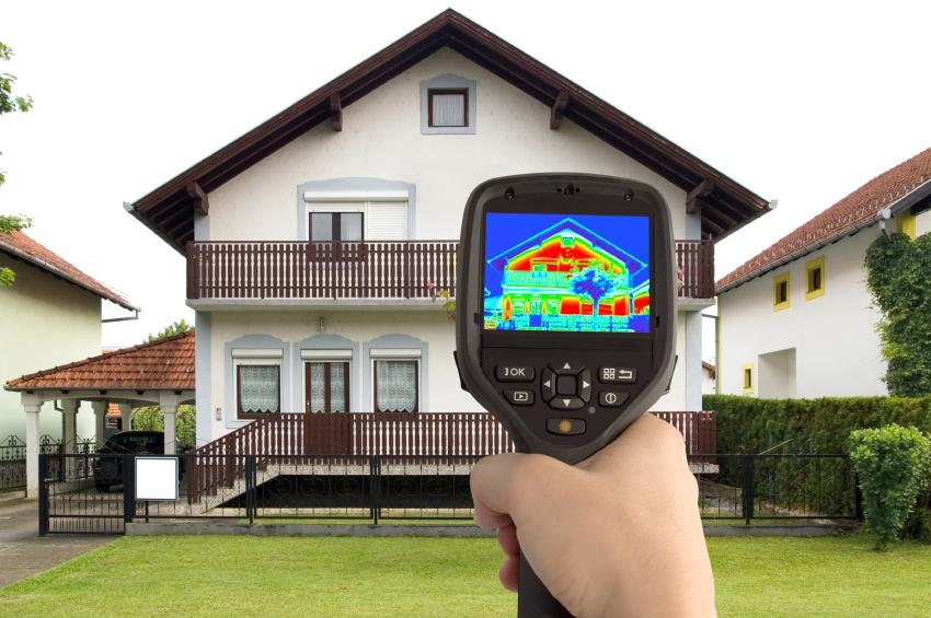 infrared thermal imaging IAQO
