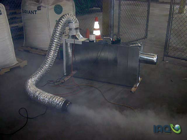 IAQO Smoke Testing Service