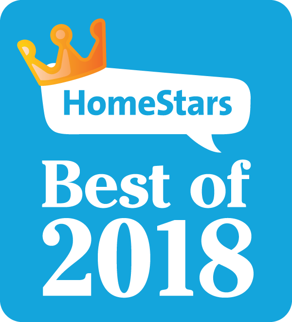 HomeStars Awards 2018