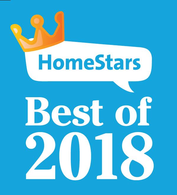 HomeStars Awards 2018