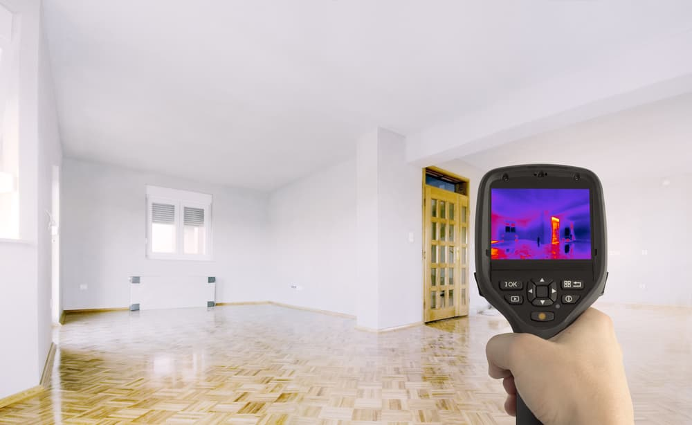 Why Thermal Imaging is Key to Identifying Moisture Damage